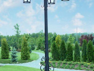 Latarnia kuta lampa artystyczna