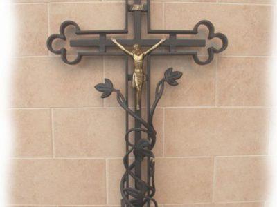 krzyż kuty