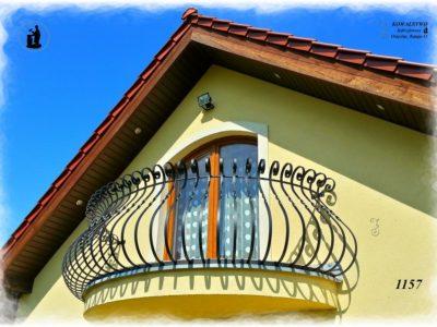 Balustrada kuta